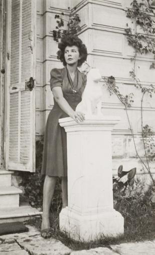 Leonor Fini in Monte Carlo