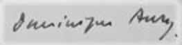 Aury-signature