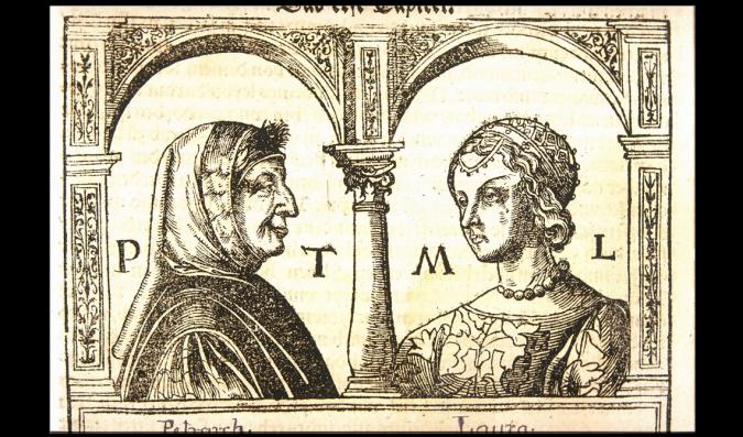 Petrarch & Laura