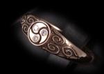 Triskelion Ring