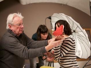 """Behind the scenes du shooting Just Jaeckin """"Le Talent c'est Vous"""".042"""